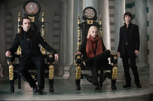 I love a happy ending. They are so rare. - Aro (Michael Sheen)
