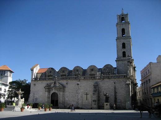 Basilica de St. Francisco de Asis