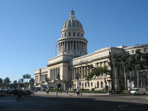 The Capitolio building