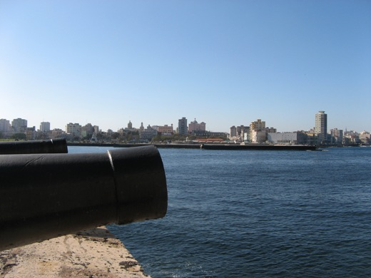 View of Havana from the Morro Castle