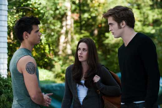 I don't care who's a vampire and who's a werewolf. That's irrelevant. You are Jacob, and he is Edward, and I am Bella. And nothing else matters. (Bella Swan)