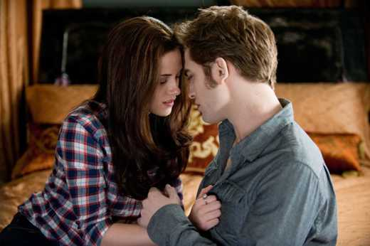 The outside world holds no interest for me without you.  (Edward Cullen)